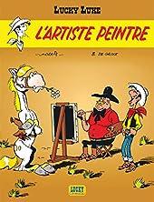 Lucky Luke, tome 40 - L'Artiste peintre de Morris