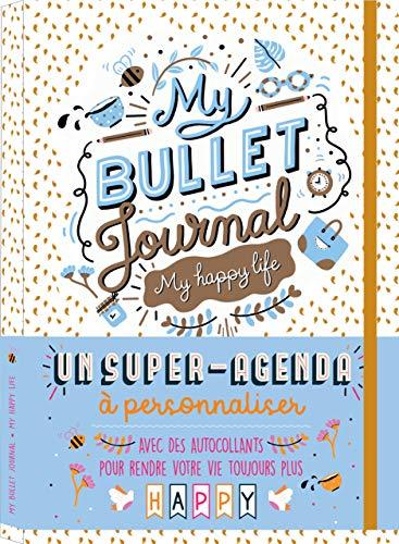 My bullet journal Mémoniak My happy life 2020-2021