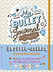 My bullet journal Mémoniak My happy life 2020-2021 de Marie Bretin