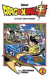 Dragon Ball Super - Tome 03 d'Akira Toriyama