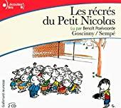 Les récrés du Petit Nicolas de René Goscinny