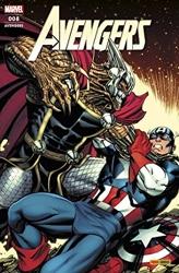 Avengers N°08 d'Ed McGuinness
