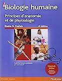 Biologie humaine 8e édition - Principes d'anatomie et de physiologie + MonLab