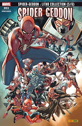 Spider-Geddon (fresh start) N°3
