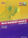 Sigma Mathématiques 1re Bac STI2D - STL by Bernard Verlant (2011-05-11) - Foucher - 11/05/2011