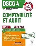 DSCG 4 Comptabilité et audit - Manuel - 2020-2021 - Réforme Expertise comptable (2020-2021)