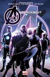 Avengers time runs out - Tome 01 de Jonathan Hickman
