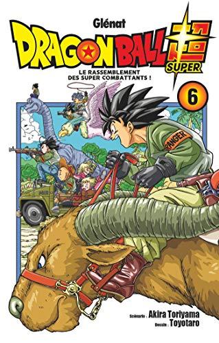 Dragon Ball Super Tome 6