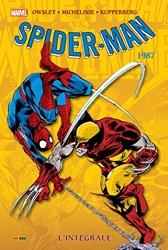 Amazing Spider-Man - L'intégrale 1987 (T46) de Mark Bright