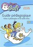Guide pédagogique CP - Fiches à photocopier et CD audio inclus (1CD audio) de Alain Bentolila (16 octobre 2003) Broché - 16/10/2003