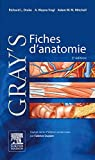 Gray's Fiches d'anatomie - Elsevier Masson - 17/06/2015