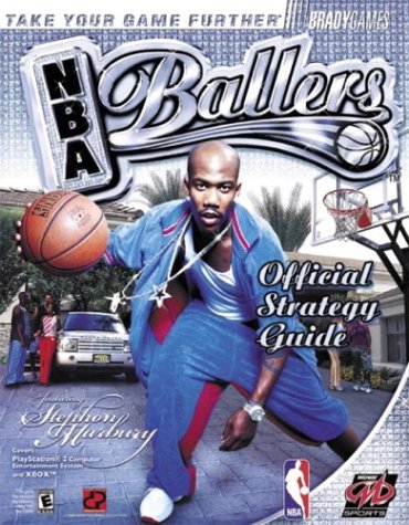 NBA Ballers Official Strategy Guide