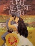 Autant en emporte le vent - Gallimard - 02/12/1976