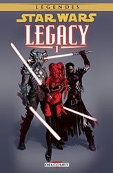 Star Wars - Legacy T01 d'Ostrander-J+Duursema-J