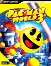 Pac-Man World? 3 Official Strategy Guide de BradyGames