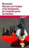 Discours sur l'origine et les fondements de l'inégalité parmi les hommes (Anglais) de Jean-.Jacques. Rousseau,Jean Starobinski (Introduction) ( 1985 )