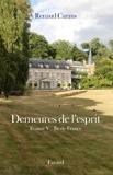 Demeures de l'esprit X France V Ile de France (Littérature Française) - Format Kindle - 33,99 €
