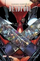 Deadpool re-massacre Marvel de Cullen Bunn