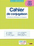 Les cahiers Bordas - Cahier de conjugaison CE1 CE2
