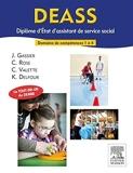 DEASS. Diplôme d'Etat d'assistant de service social - Domaines de formation 1 à 4 de Jacqueline Gassier (17 septembre 2014) Broché - 17/09/2014