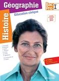 Histoire-Géographie - Éducation civique 1re Bac Pro - Foucher - 07/05/2014