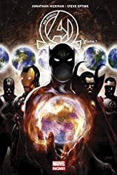 New avengers marvel now - Tome 01 de HICKMAN-J+EPTING-S