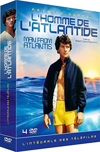 l'homme de l'Atlantide-Intégrale des téléfilms