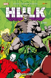 Hulk - L'intégrale 1990 (T05 Nouvelle édition) de Peter David