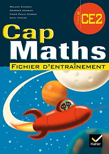 Cap Maths CE2 édition 2008, fichier élève (NON VENDU SEUL) Compose le 9653452