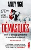 Démasqués - Infiltré au coeur du programme antifa de destruction de la démocratie