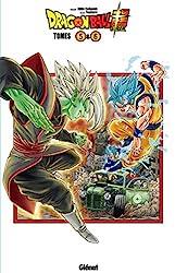 Dragon Ball Super - Coffret tome 05-06 d'Akira Toriyama