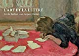 L'art et la lettre