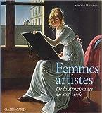 Femmes artistes - De la Renaissance au XXIe siècle
