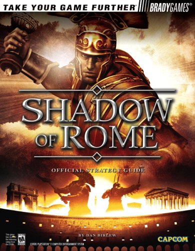 Shadow of Rome? Official Strategy Guide