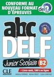 ABC Delf Junior niveau B2 + LIVRE-WEB 2ed