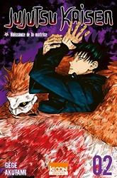 Jujutsu Kaisen - Tome 02 de Gege Akutami