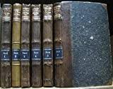 Gil Blas von Santillana. Komplett mit den Bänden 1 - 6 und mit allen vierzehn Kupfern.