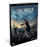 Final Fantasy XV - The Complete Official Guide - Piggyback - 29/11/2016