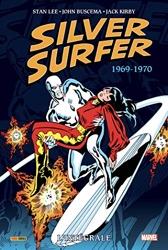 Silver Surfer - L'intégrale 1969-1970 (T02) de Stan Lee