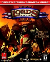Lords of the Realm III - Prima's Official Strategy Guide de David Cook