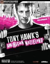 Tony Hawk's American Wasteland? Official Strategy Guide de BradyGames