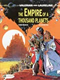 Valerian And Laureline Tome 2 - The Empire Of A Thousand Planets