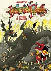 Heroic Pizza T05 - Pigeons et dragons d'Augustin