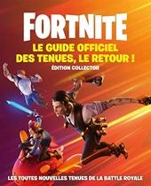 Fortnite Le Guide officiel des tenues, le retour ! - Edition collector tome 2 de Hachette Pratique