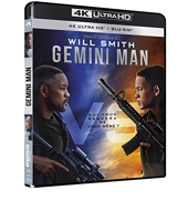 Gemini Man [4K Ultra HD + Blu-Ray]