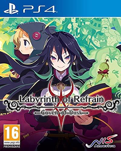 Labyrinth of Refrain