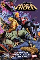 Le Cosmic Ghost Rider détruit l'histoire Marvel de Paul Scheer