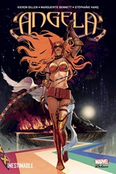 Angela - Inestimable de Kieron Gillen