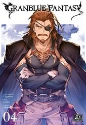 Granblue Fantasy - Tome 4 de Makoto Fugetsu