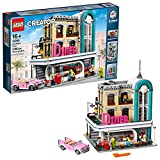 LEGO Creator Expert - 10260- Jeu de construction - Dîner en centre-ville